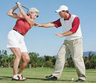 Seattle Washington Golf lessons